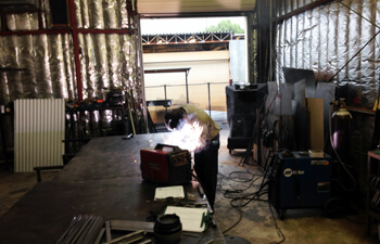 Welding Exposure Evaluation